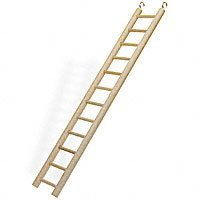 Wooden Bird Cage Ladder for birds